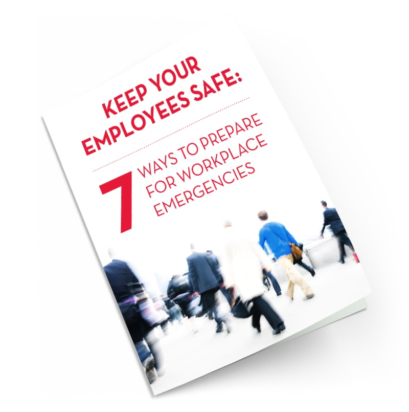 7 Ways to Prepare for Workplace Emergencies eBook